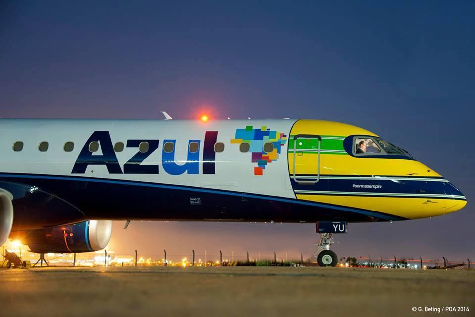 Azul Pintura Especial Senna Sempre