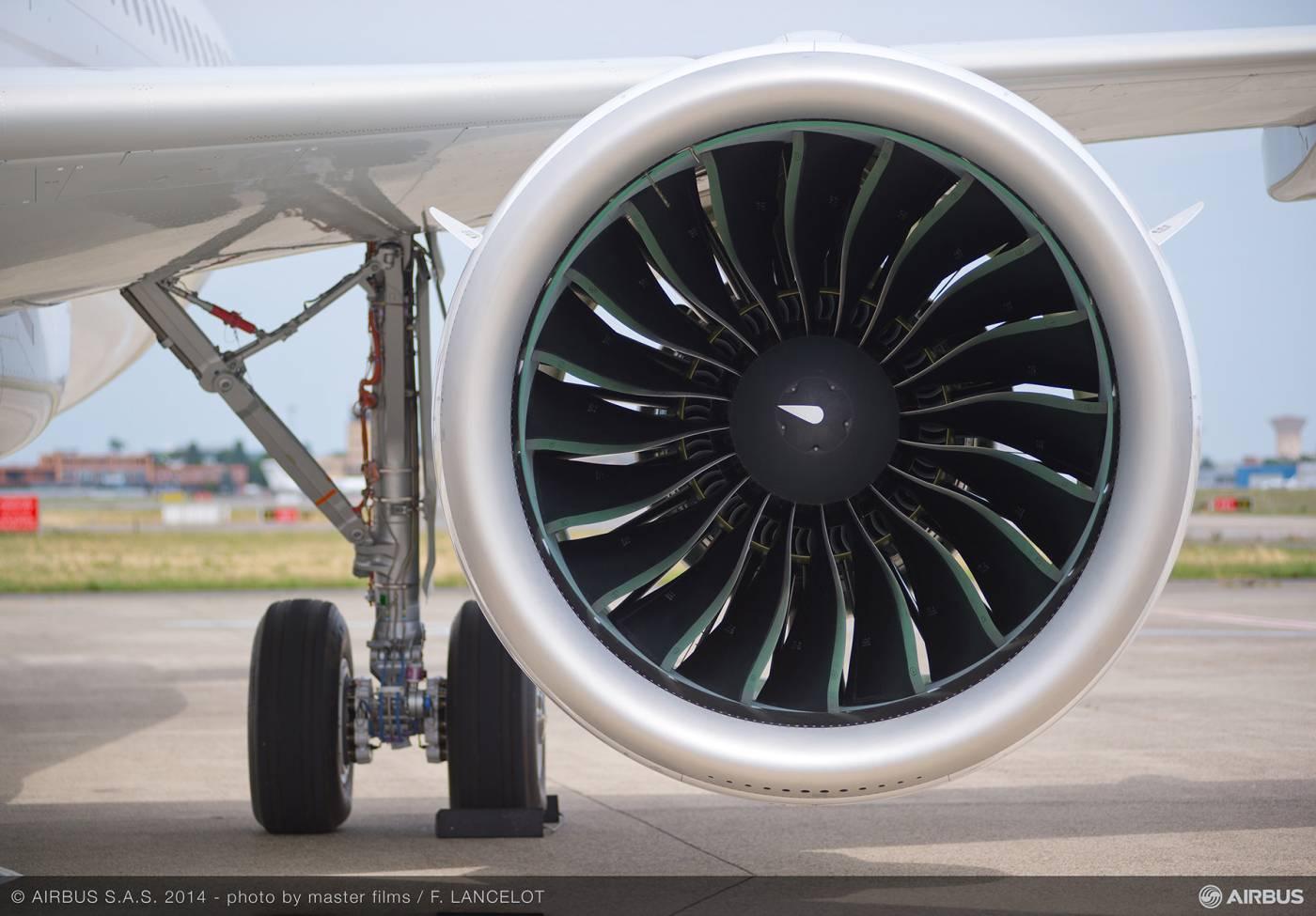 Pratt & Whitney Airbus A320