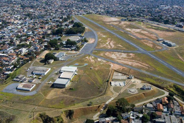 Aeroporto Carlos Prates
