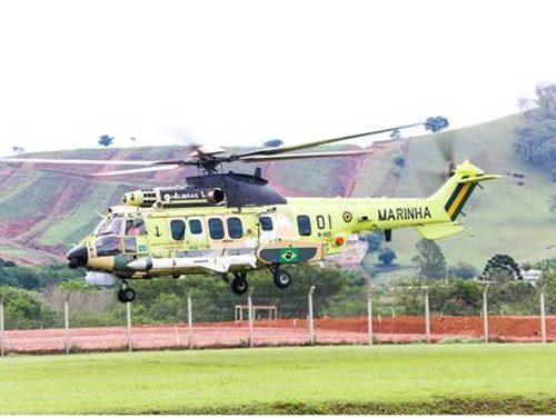 Helibras Helicóptero H225