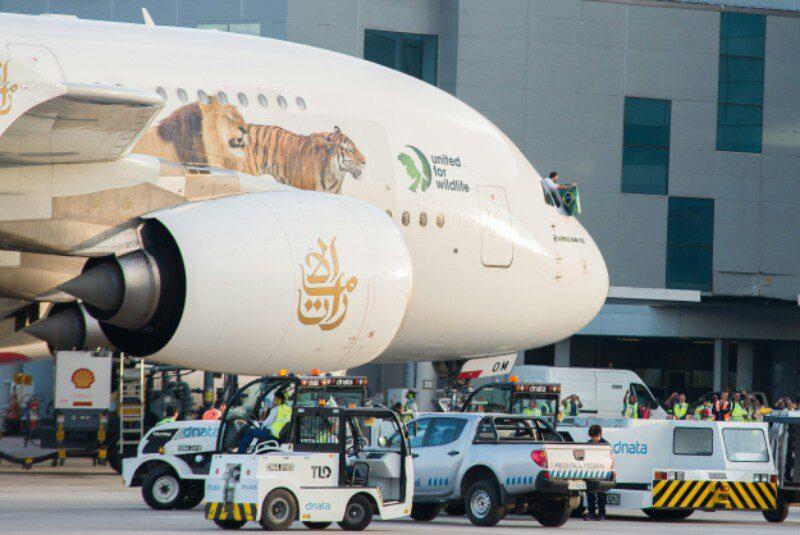 Emirates Dnata Aeroportos