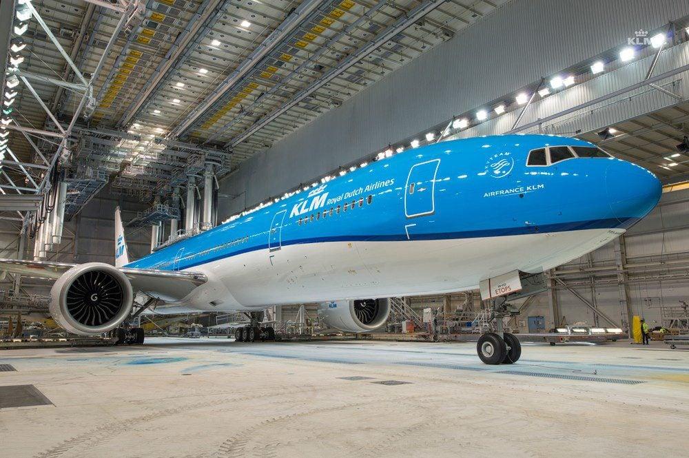 Boeing 777 KLM