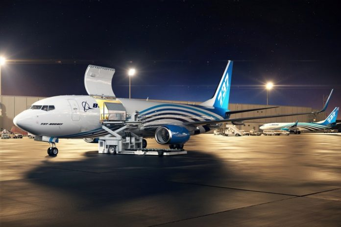 Boeing 737-800 BCF