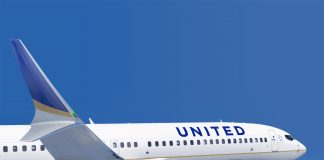 Boeing 737 MAX United Airlines
