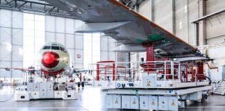 airbus hamburgo fábrica Alemanha A320