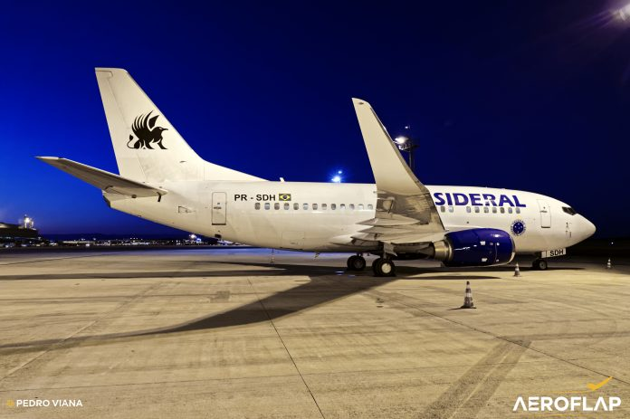 Boeing 737 Sideral