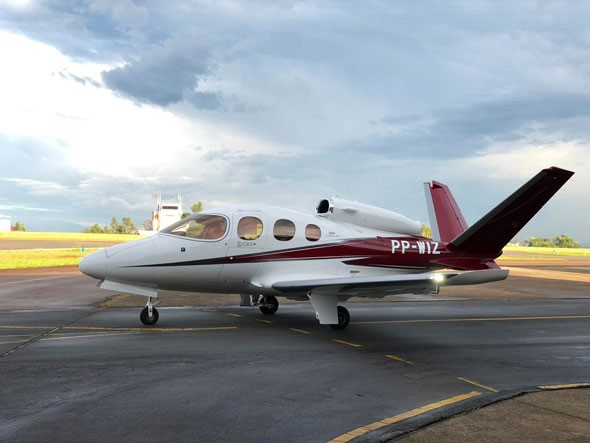 Cirrus Aircraft Vision Jet