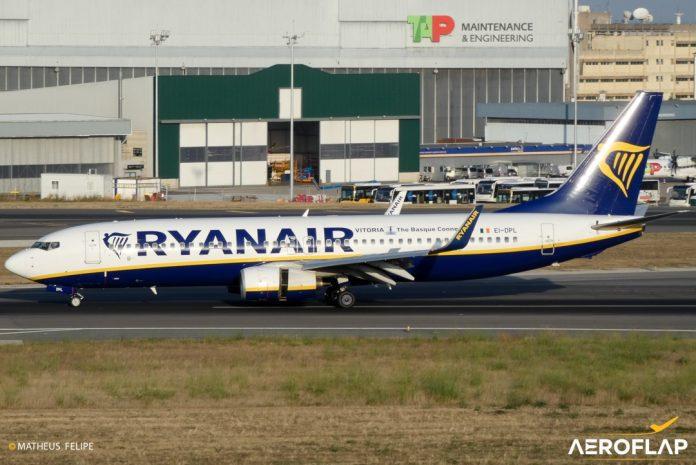 Ryanair Pilotos