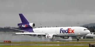 FedEx MD-10 DC-10