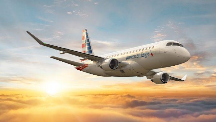 Embraer E175 American Eagle Republic Airways