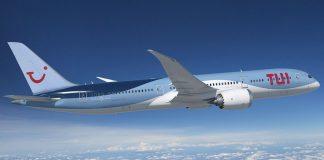TUI Boeing 787