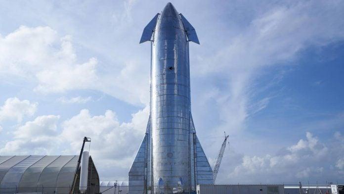 SpaceX Starship (Segundo Estágio)