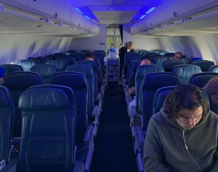 Delta Airlines EUA Covid-19