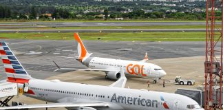 GOL e American Airlines