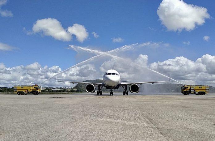 Aeroportos Turismo Feriado