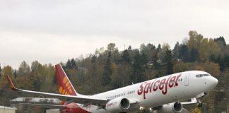 SpiceJet Índia Boeing 737
