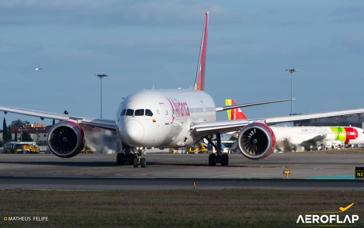 Avianca Airbus