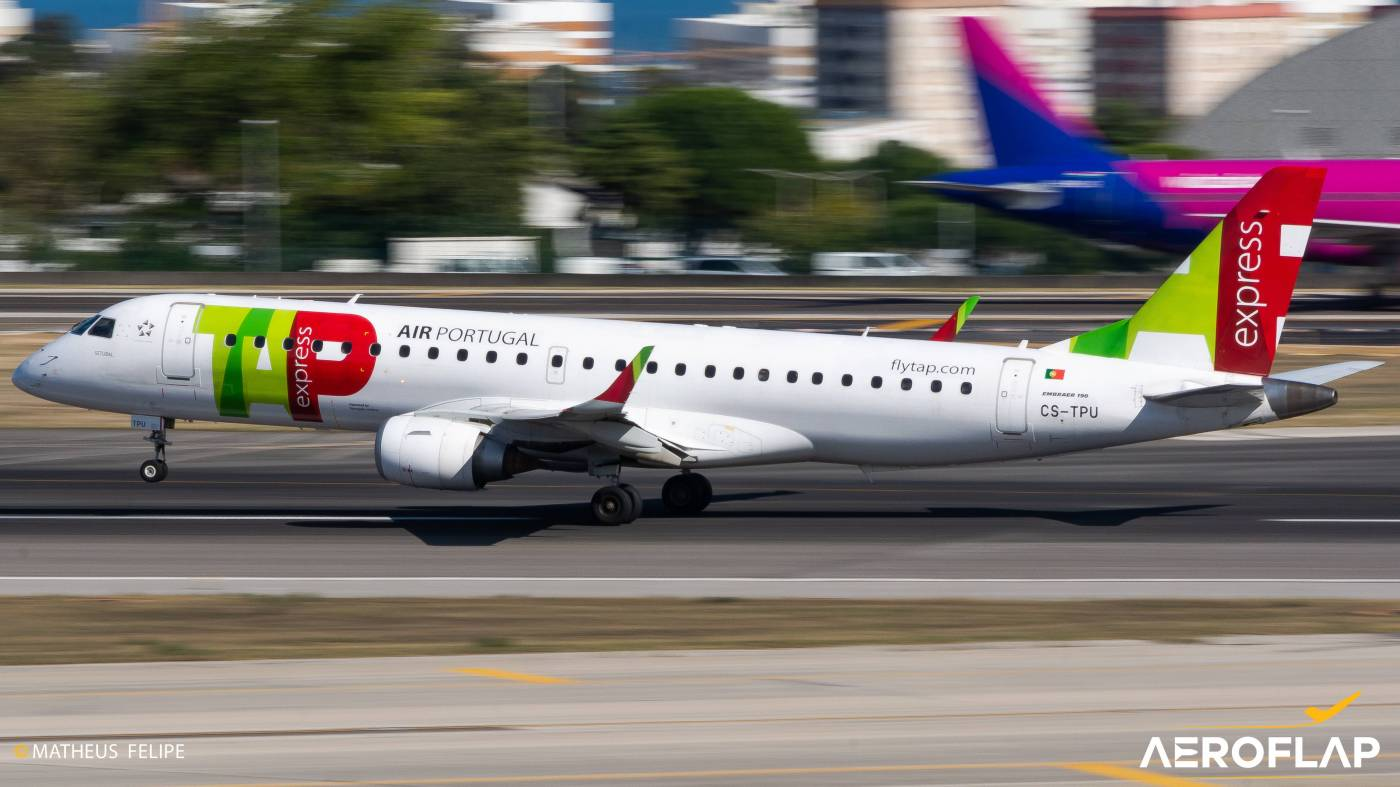 TAP Embraer