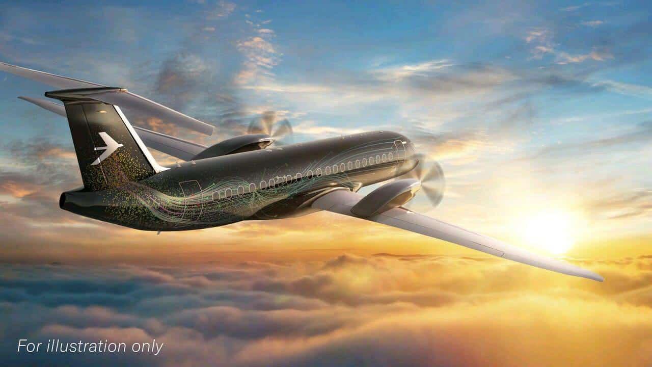 Embraer turboélice