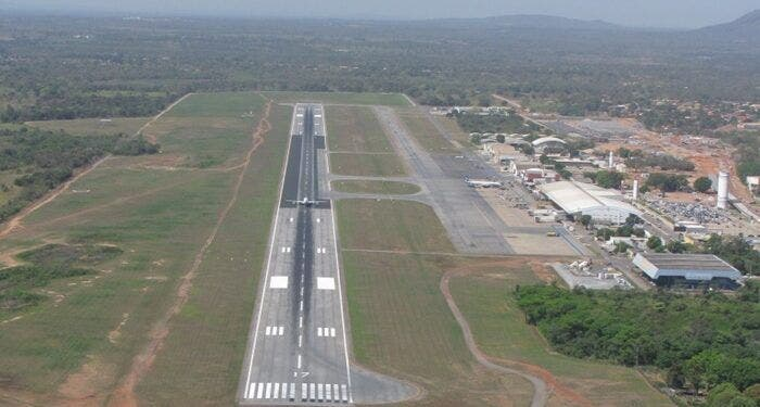 Aeroporto de Ipatinga(MG)