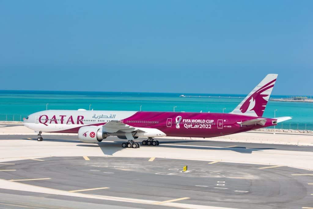 Qatar Airways Copa do Mundo