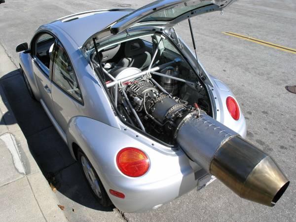 Fusca Motor