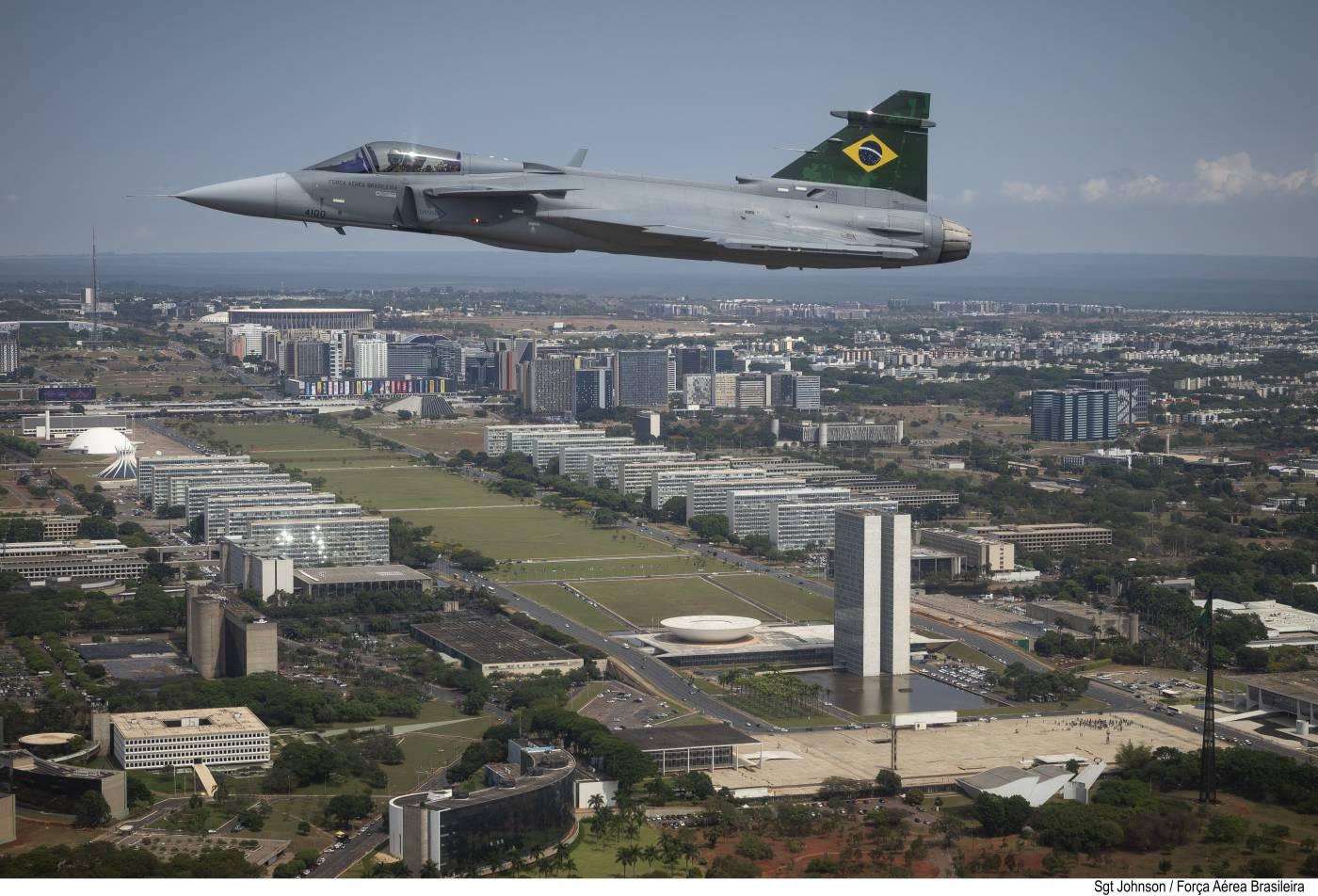 Gripen FAB Força Aérea Brasileira