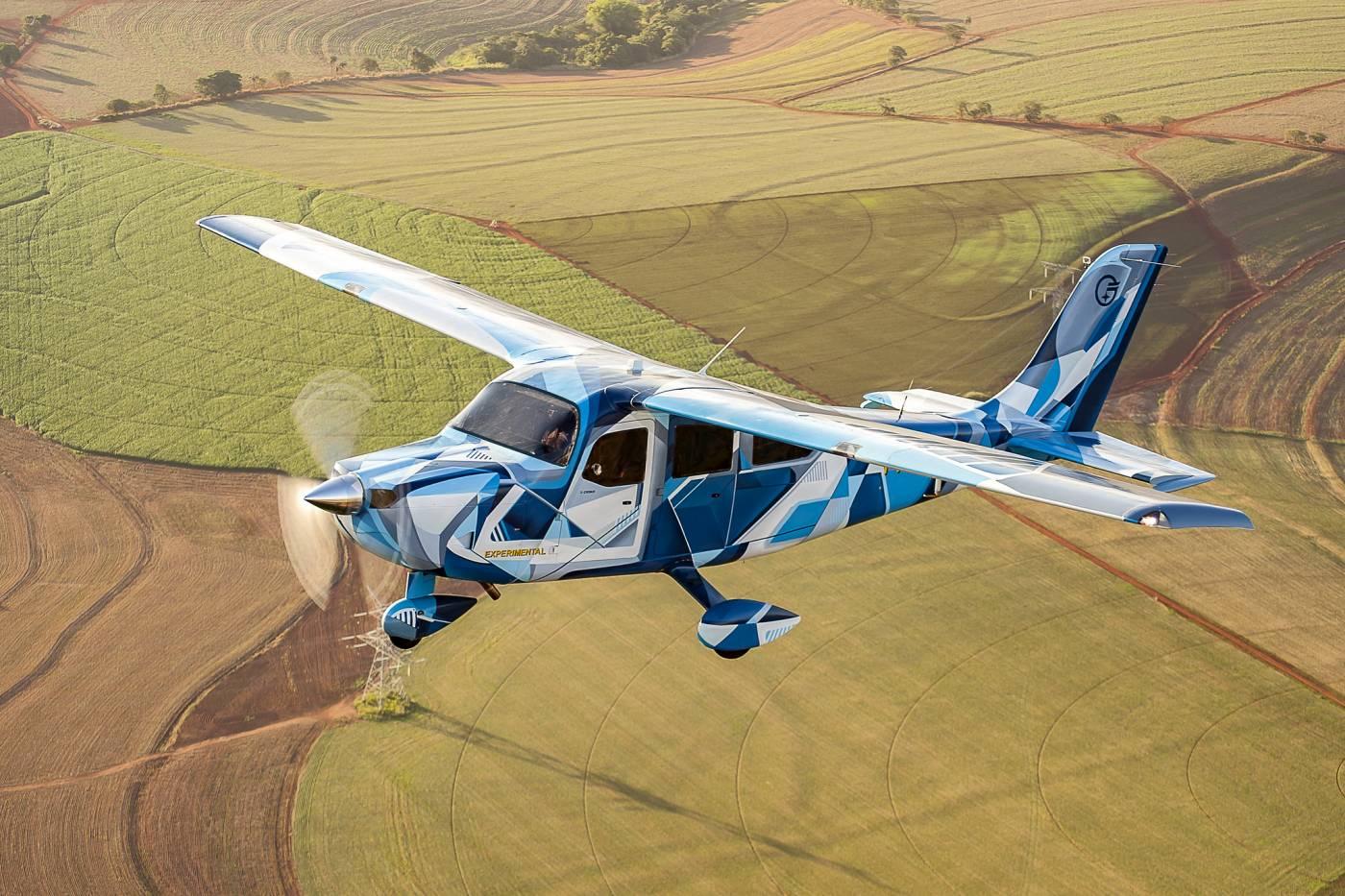 Octans Aircraft Cygnus