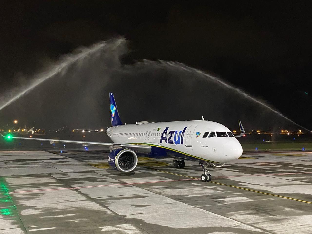 Aeroporto de Florianópolis Azul