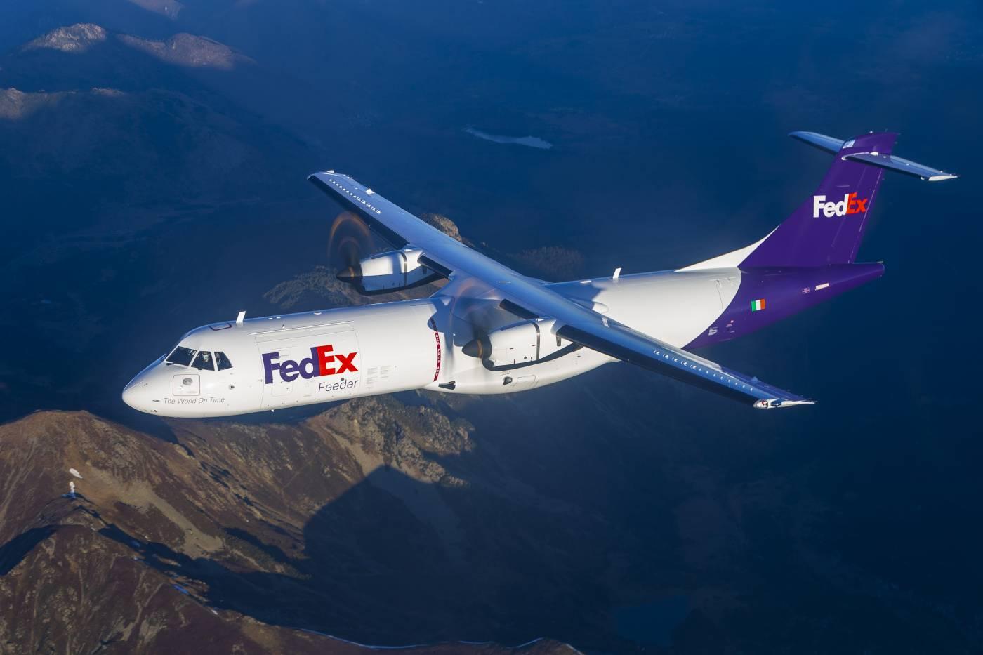 ATR FedEx