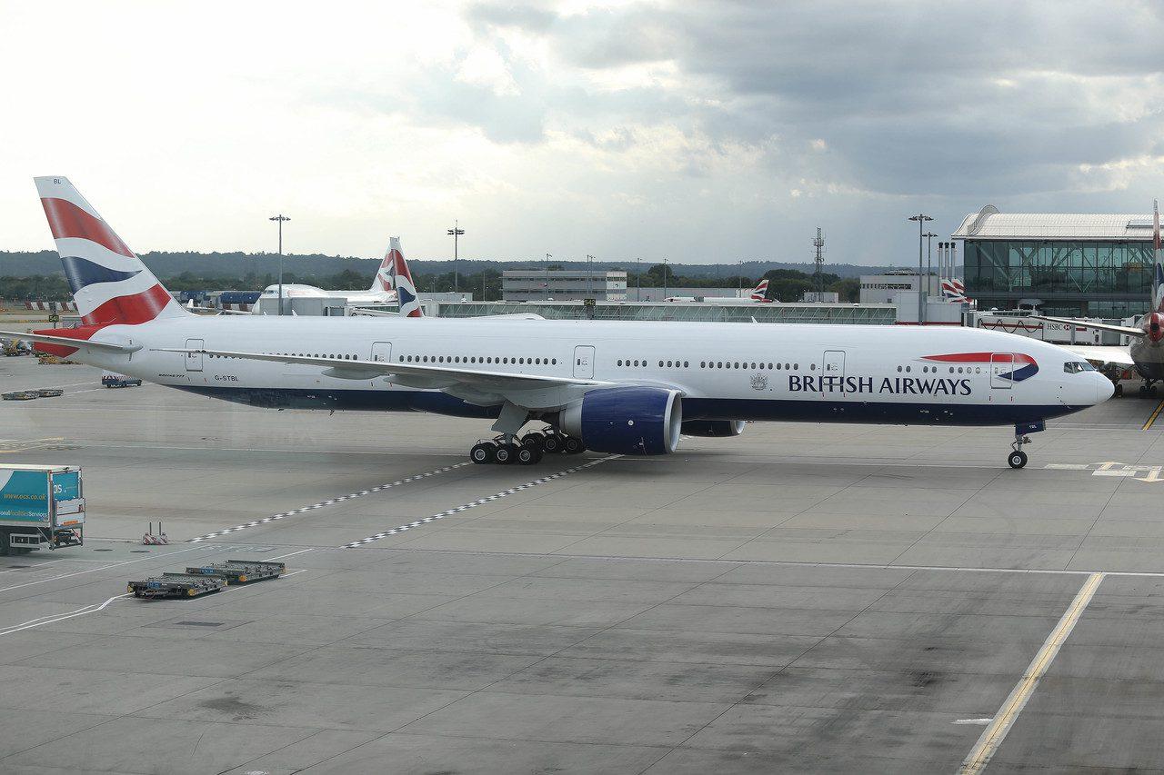 British Airways Reino Unido Covid-19