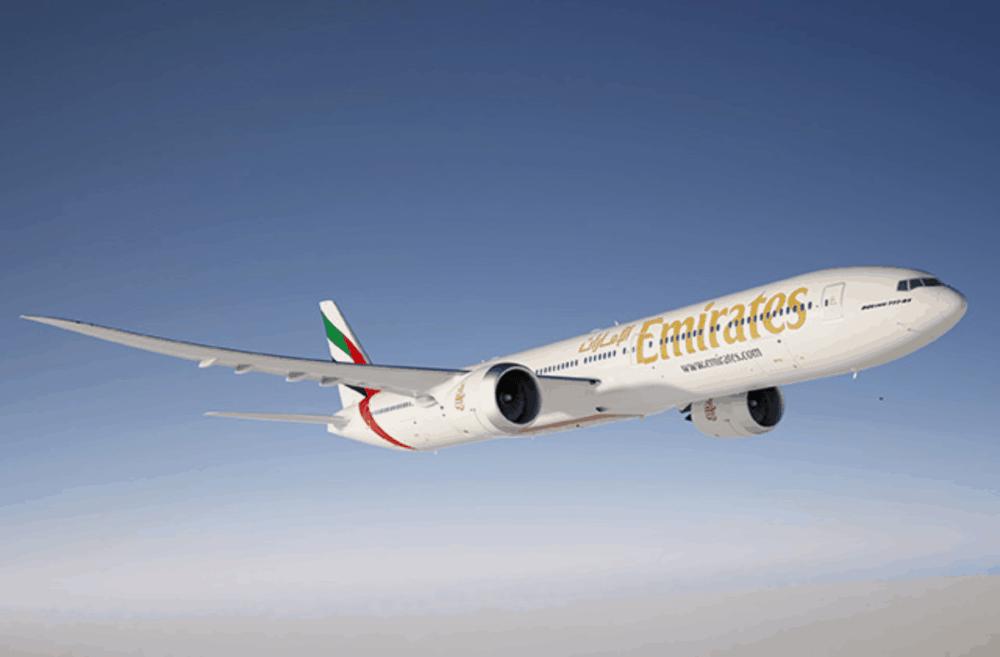 Emirates Boeing 777X