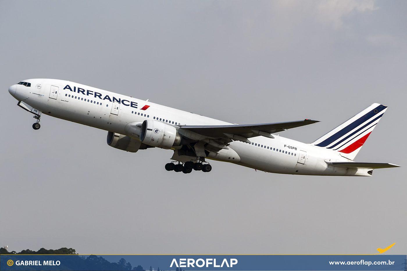 França Voos Air France Brasil
