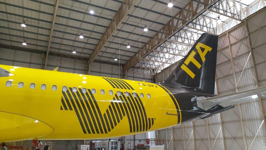 Itapemirim ITA Transportes Aéreos Flamengo
