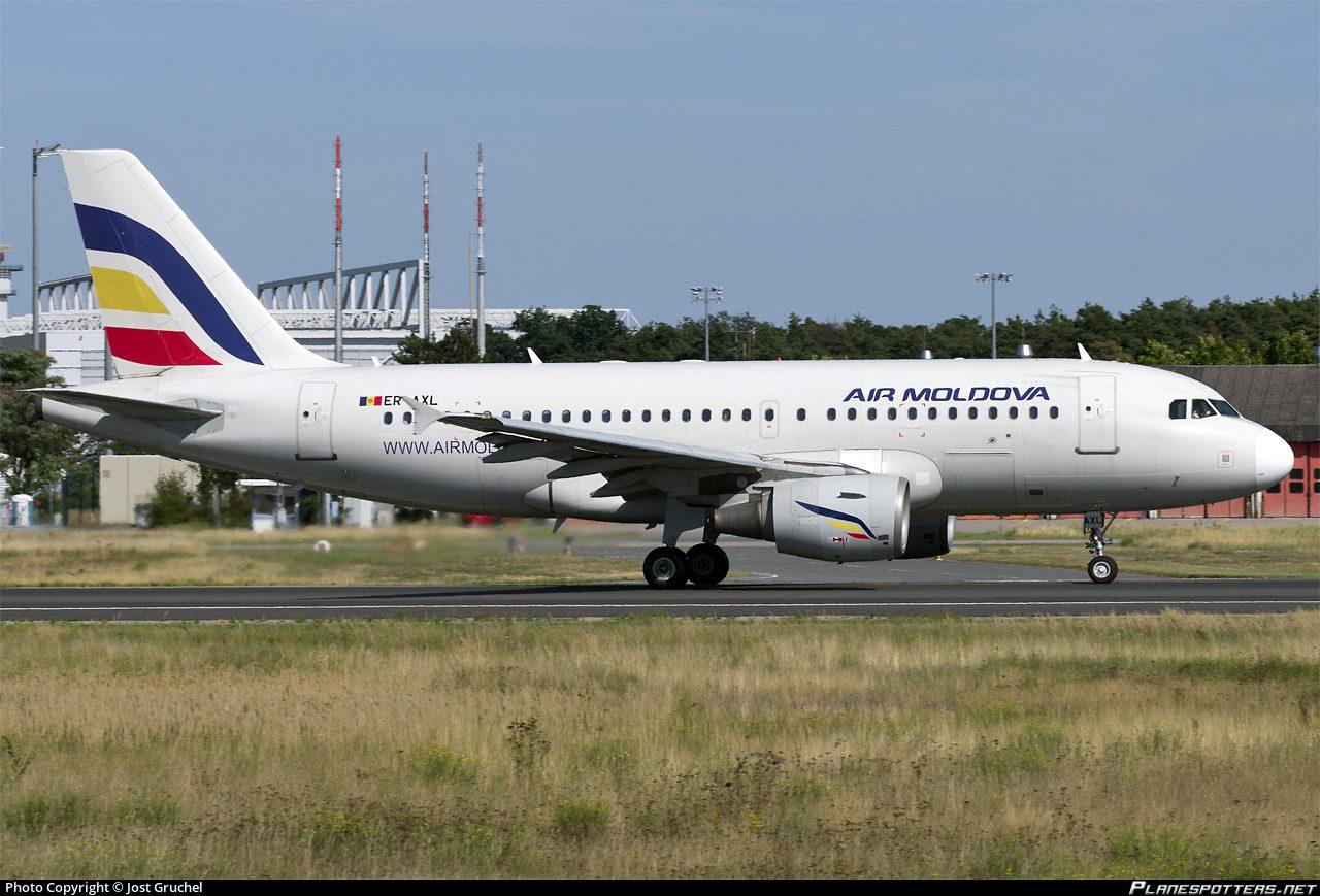 Airbus A319 Air Moldova