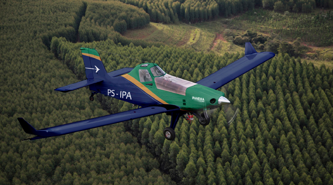 Embraer Ipanema Agrícola