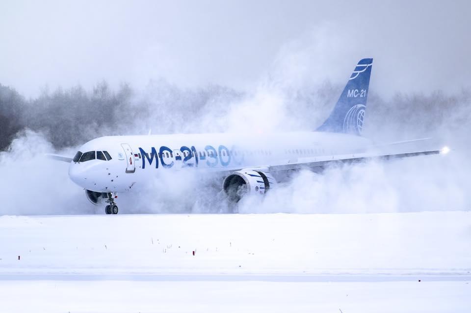 Rússia Irkut MC-21