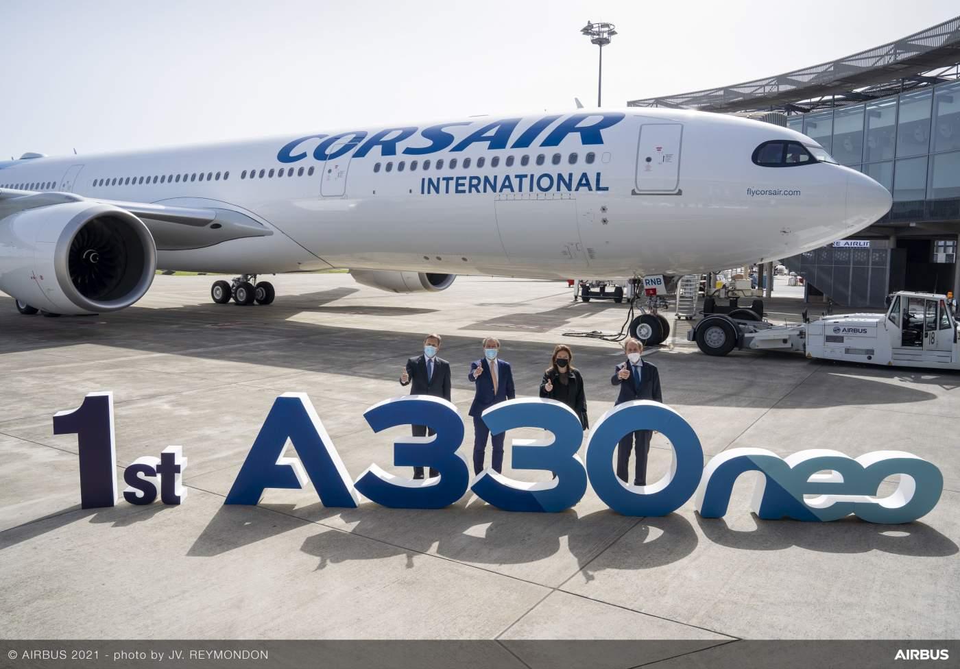 Airbus A330neo Corsair
