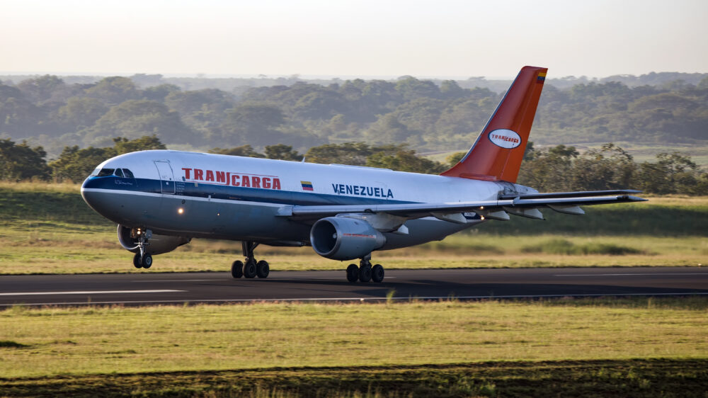 Airbus A300 Transcarga Venezuela