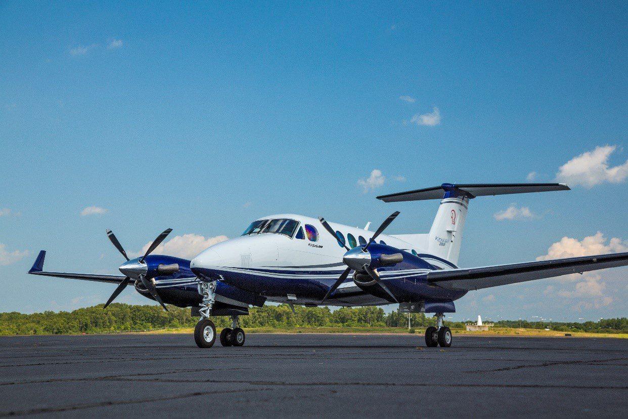 king air 260 TAM Aviação Executiva Textron Aviation