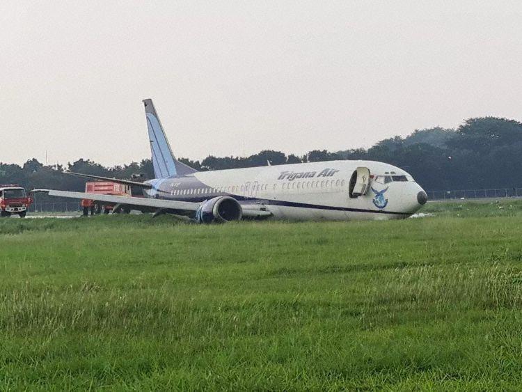 Acidente Incidente Boeing 737 Indonésia