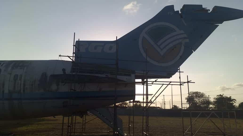 Boeing 727 VASP São Luís