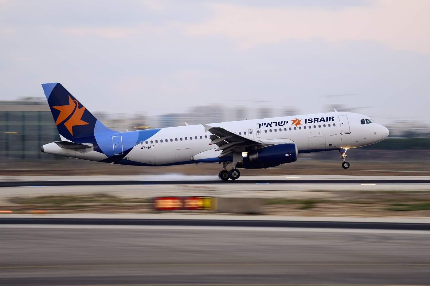 Israir Airlines Israel