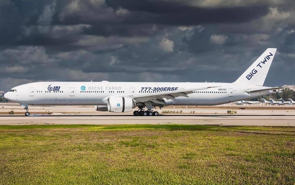 Boeing 777-300ER GECAS Cargo