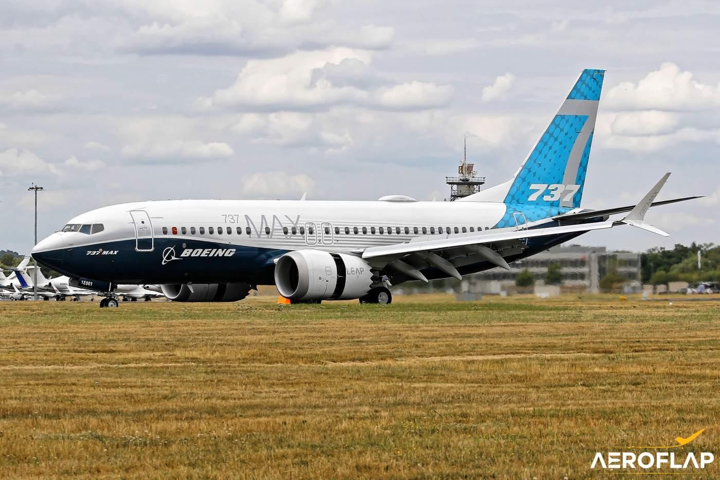 Boeing 737 MAX
