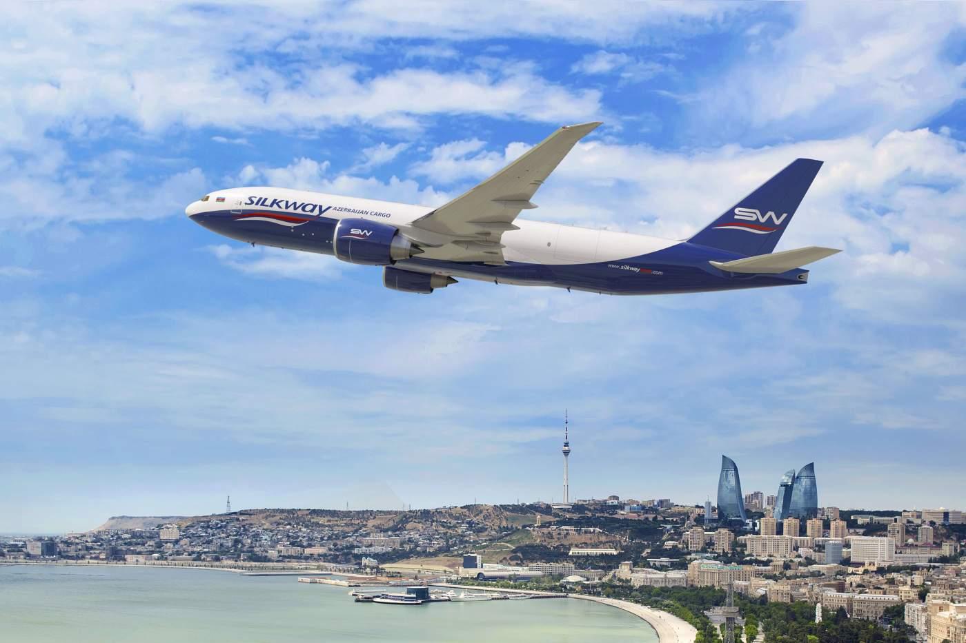 Boeing 777F Silk Way