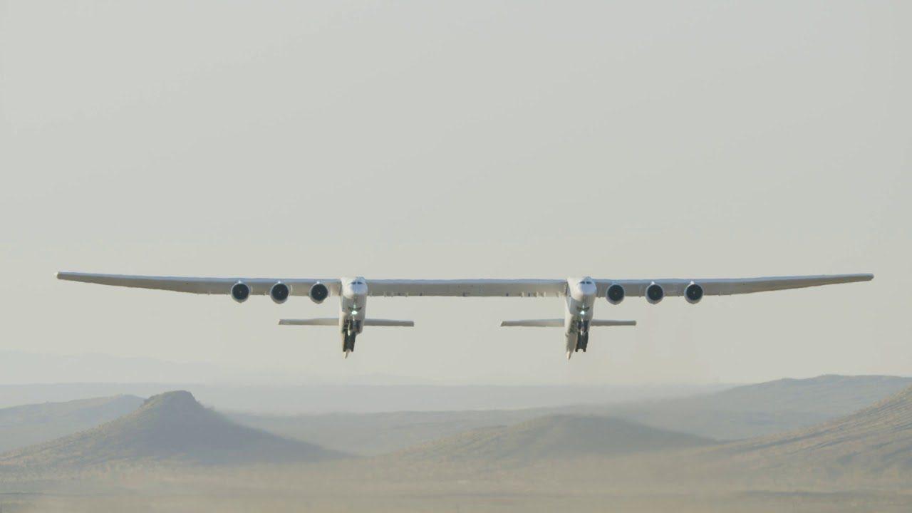 Stratolaunch maior avião