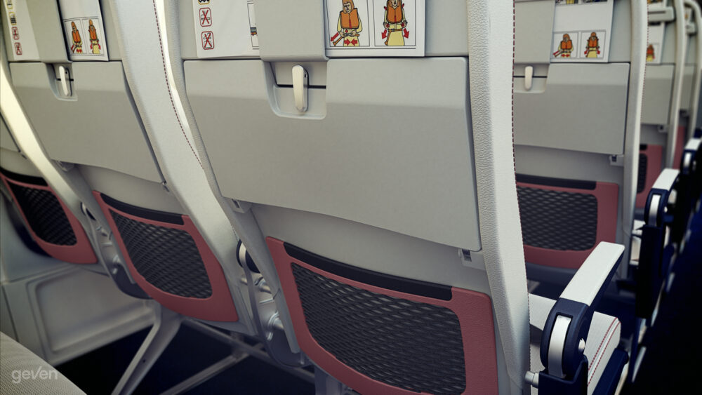 assentos Geven SuperEco
