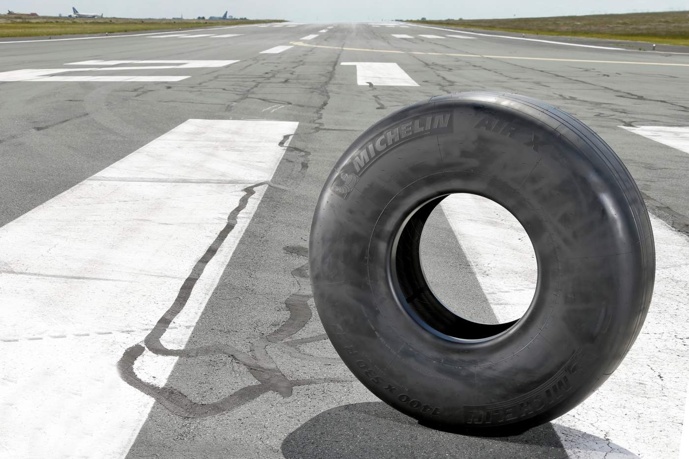 Pneus Michelin Aviões Easyfly