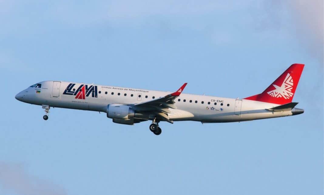 LAM Embraer